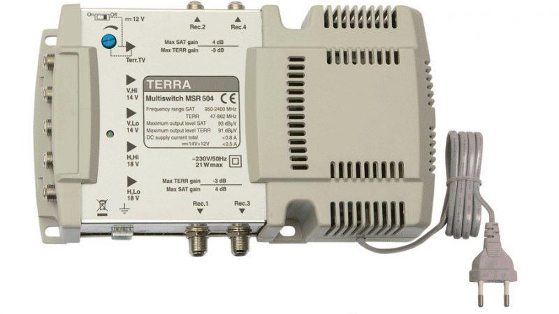 TERRA MSR504