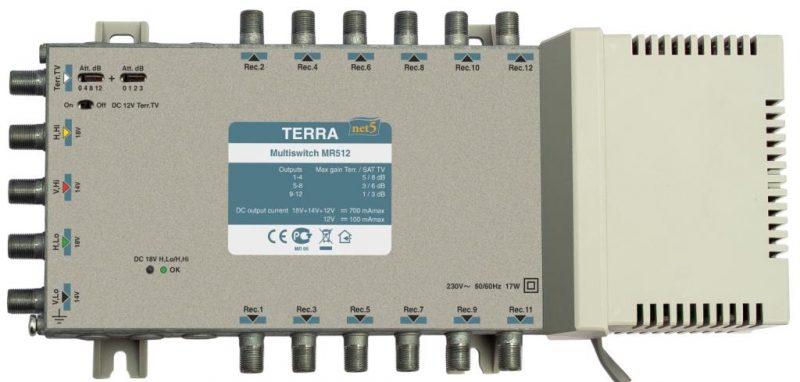 TERRA MR512