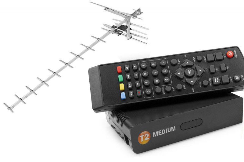Т2 телевидения — Т2 Medium