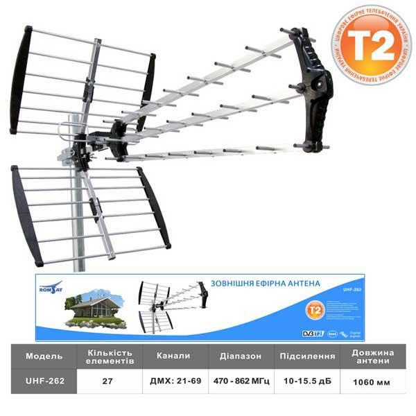 Romsat UHF-262