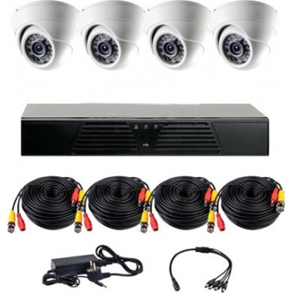 CoVi Security AHD-4D KIT