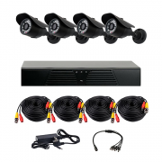 CoVi Security AHD-4W KIT