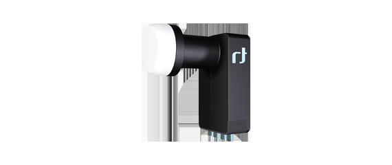 Inverto BLACK Premium IDLB-QUDL40 QUAD