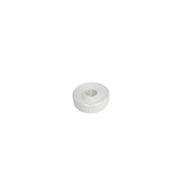 DCG RG-6 white 100 м