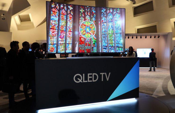 QLED-телевизор