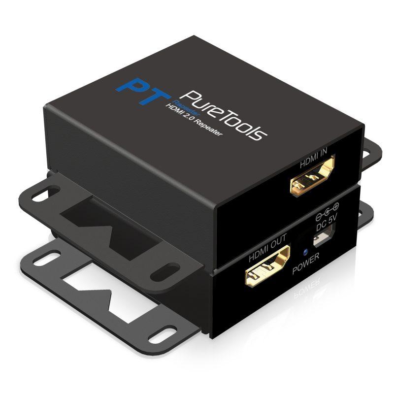 HDMI усилитель (Repeater) PureTools