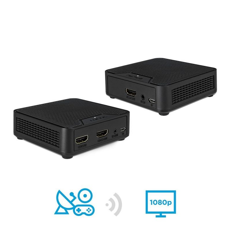 Беспроводной удлинитель HDMI - NYRIUS ARIES HD WS54