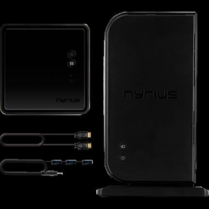 Беспроводной HDMI передатчик/приемник NYRIUS ARIES Home NAVS500