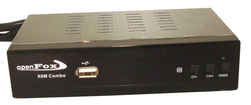 OpenFox X6 Metal Combo