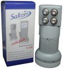 QUAD Satcom S-406