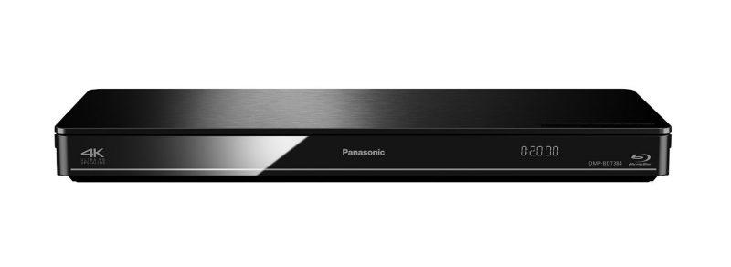 Blu-ray проигрыватель Panasonic DMP-BDT384