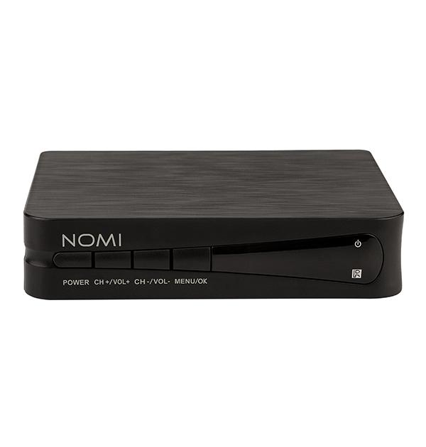 Т2-тюнер Nomi T202