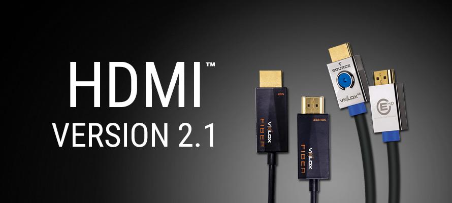 Интерфейс HDMI 2.1