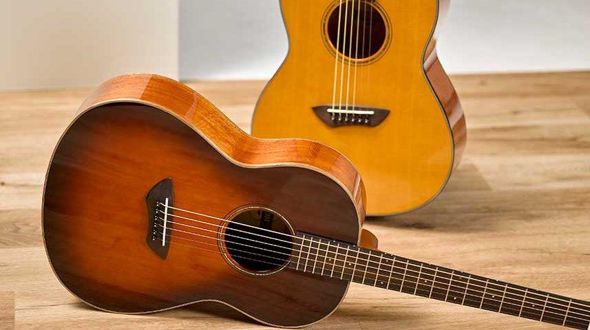 Гитары Yamaha