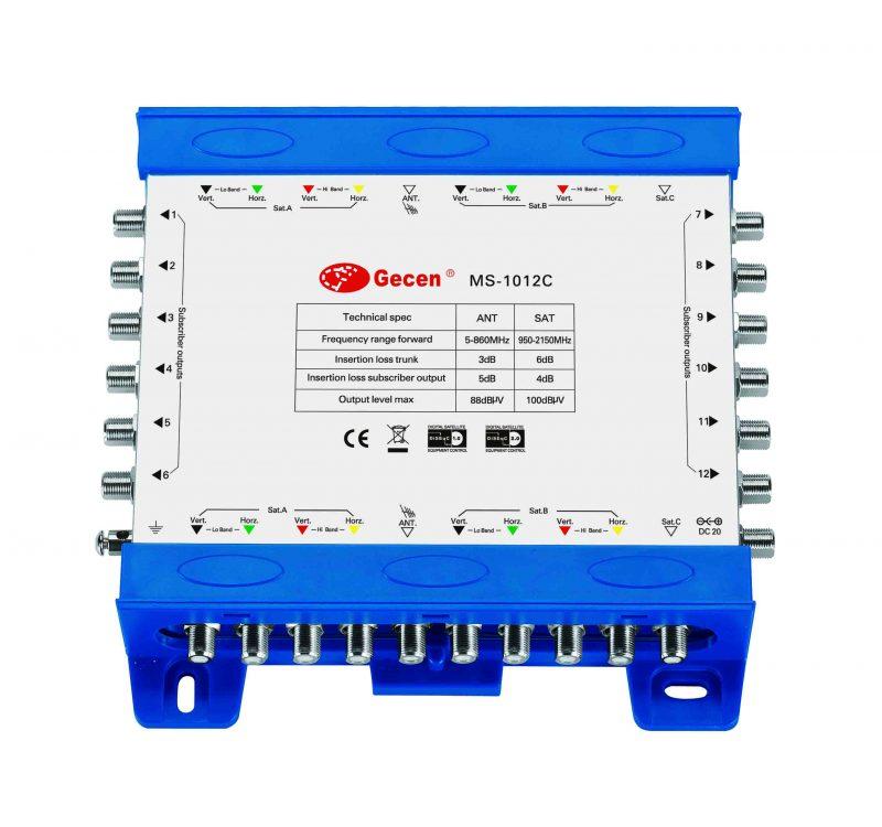 Gecen MS-1012C