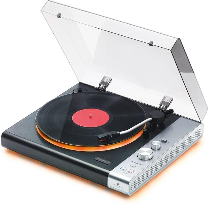 Проигрыватель винила Mac Audio TT 100 BK E