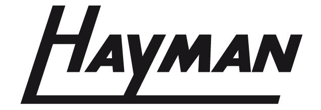 ударные установки Hayman