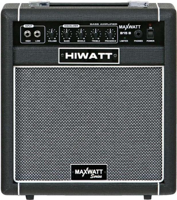 HiWatt B-15 MaxWatt