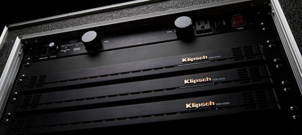 Встраиваемые усилители Klipsch