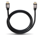 Кабель HDMI c Ethernet Oehlbach Black Magic 170