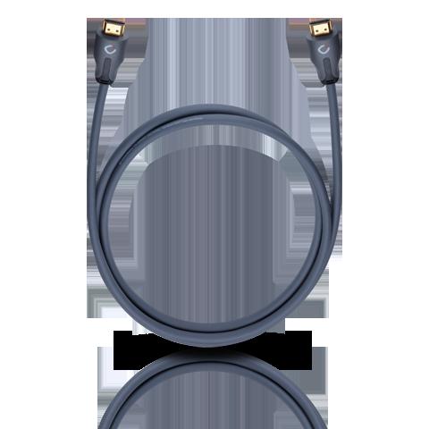 Кабель HDMI c Ethernet Oehlbach Easy Connect HS 170