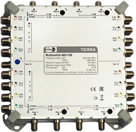 Terra MS1708