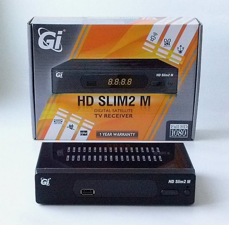 Galaxy Innovation HD Slim 2M