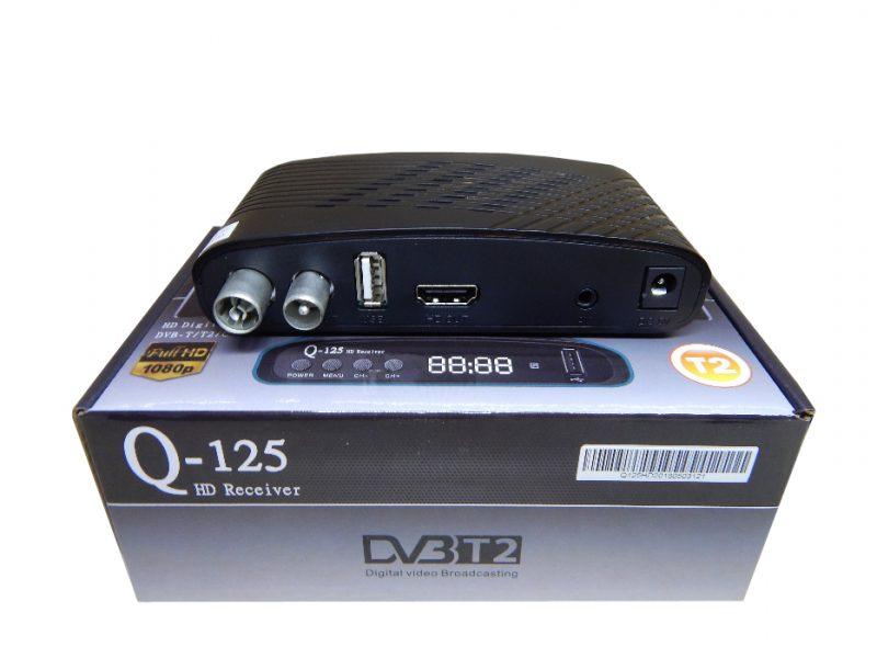 Эфирный ресивер Q-Sat Q-125