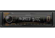 Автомагнитола 1DIN USB ресивер Kenwood KMM104