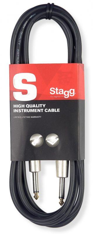 Гитарный кабель Stagg SGC10DL