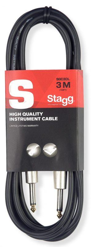 Гитарный кабель Stagg SGC3DL