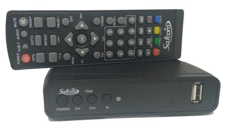 Satcom T503