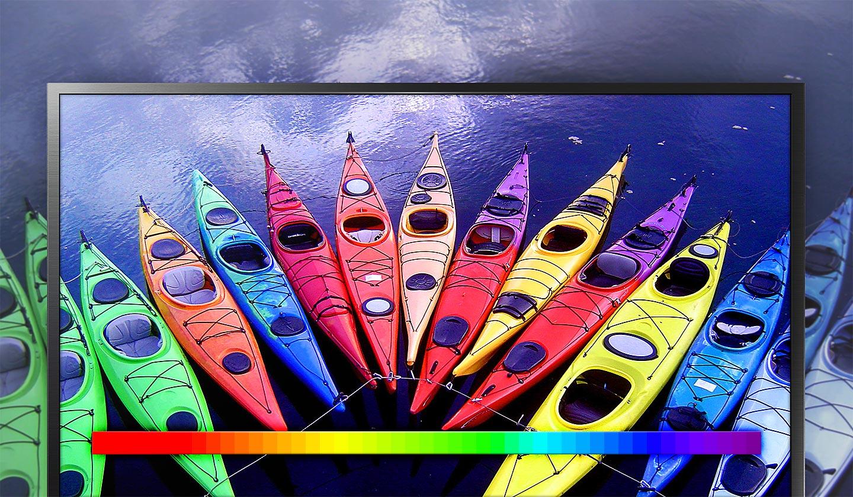 Технология Wide Colour Enhancer