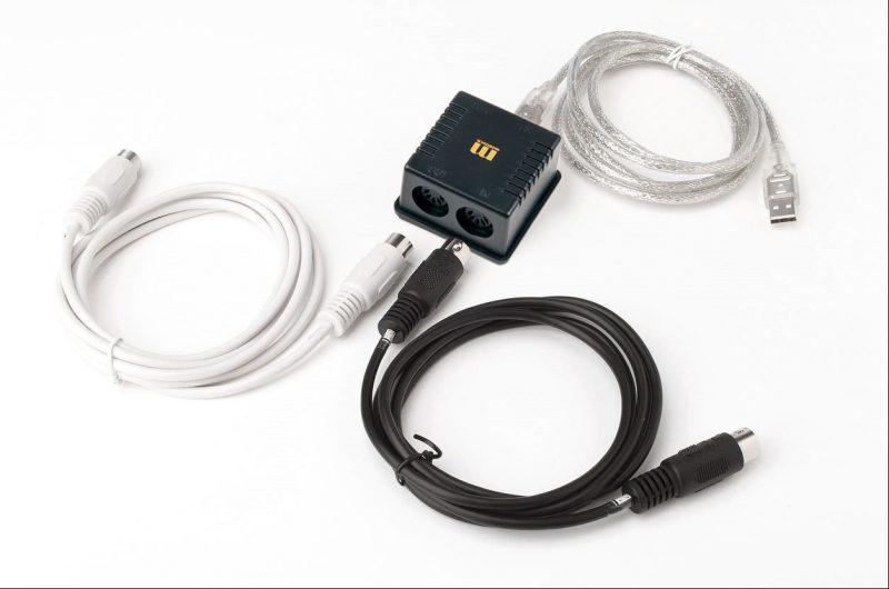 MIDI интерфейс Miditech MIDIFACE II 1х1 THRU