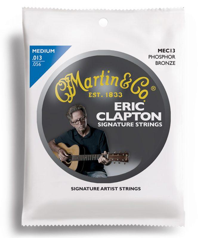 Струны для акустической гитары Martin MEC13