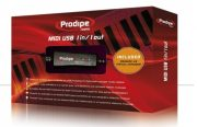 Prodipe Interface MIDI USB 1in-1out