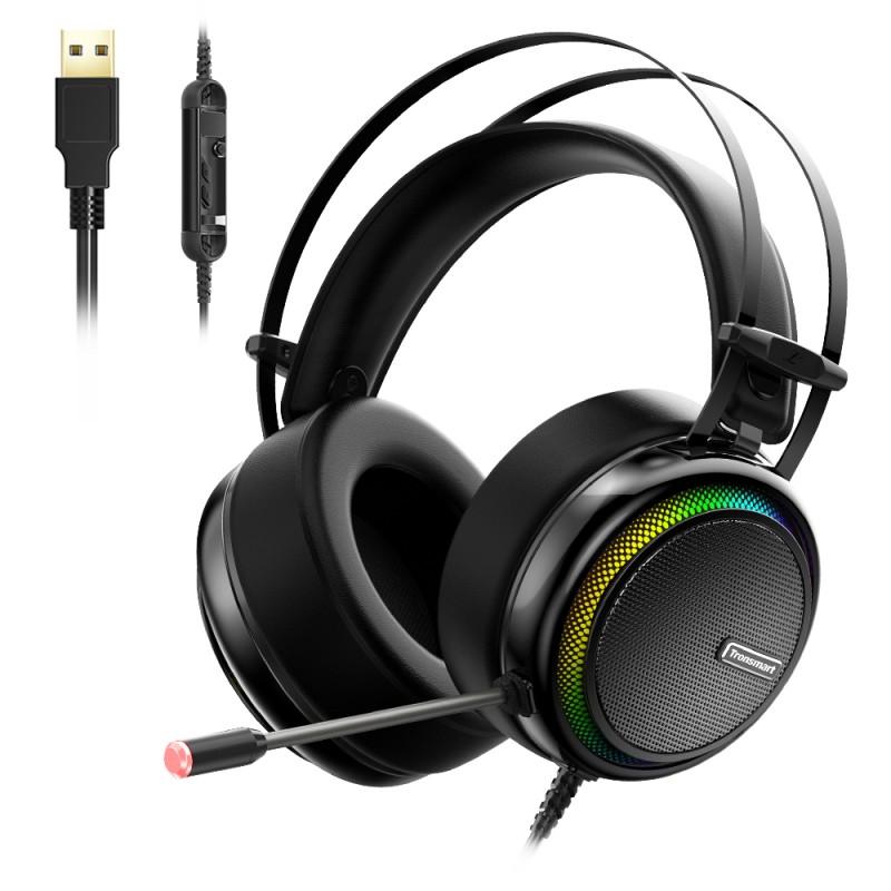 Игровые наушники Tronsmart Glary Gaming Headset