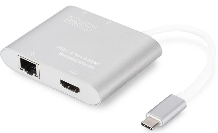 Type-C USB 3.0 Multiport adapter