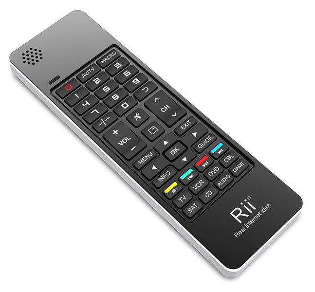 Аэро пульт управления Air Mouse Rii i13