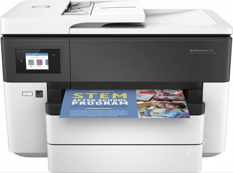ПринтерА3 HP OfficeJet 7730A