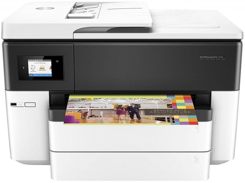 ПринтерА3 HP OfficeJet Pro 7740