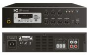 Микширующий усилитель мощности ITC T-B60 с USB/SD и bluetooth