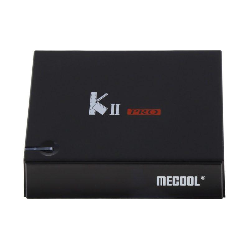 Спутниковая Т2 андроид приставка Mecool KII Pro