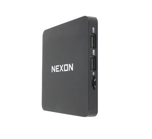 Андроид смарт ТВ приставка NEXON X1