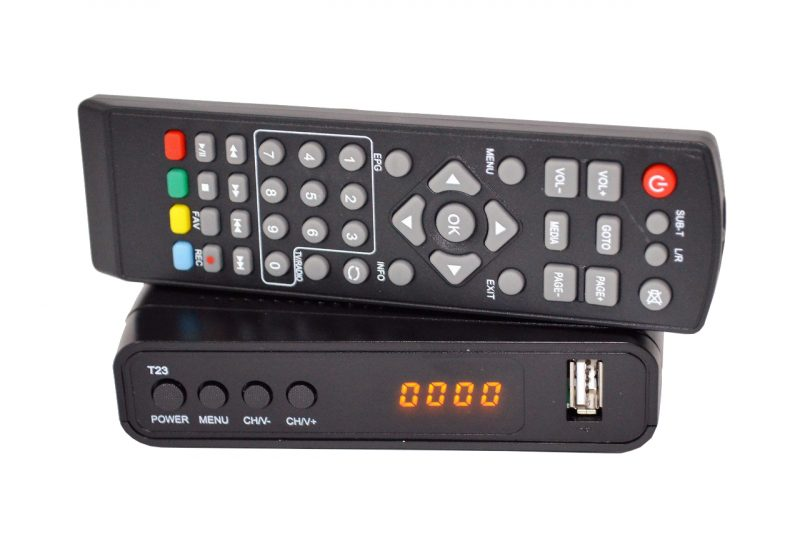 Эфирный ресивер uClan T23 T2 HD