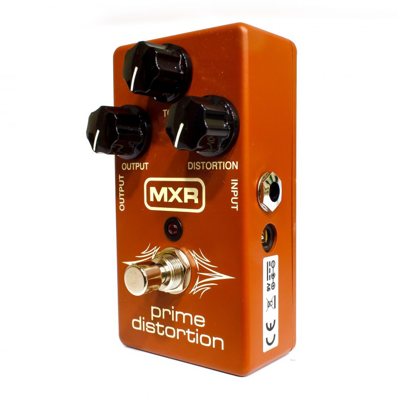 MXR M69 Dunlop Prime Distortion