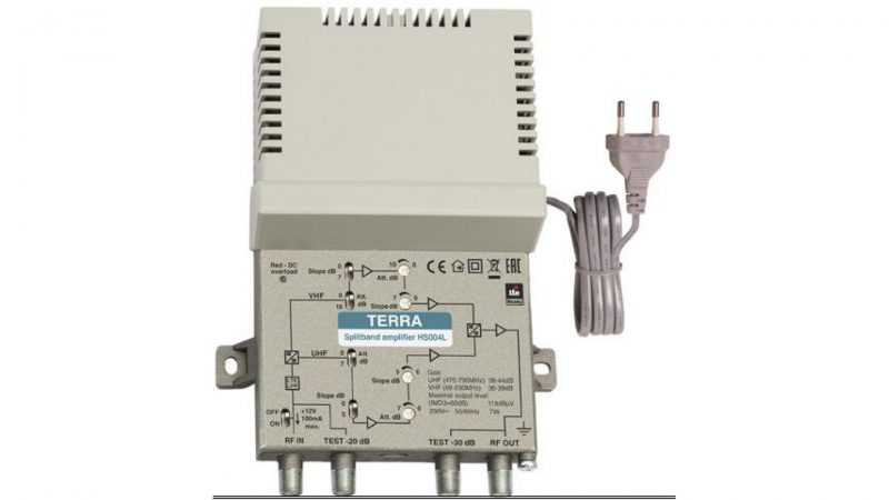 TERRA HS004