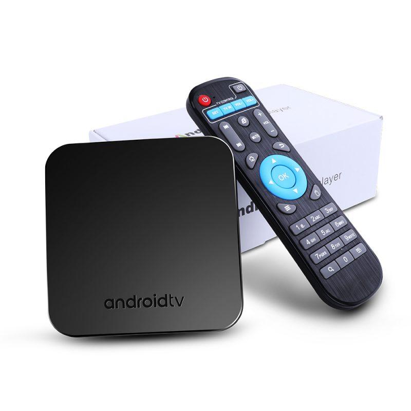 Новый медиаплеер MECOOL KM9 на платформе Amlogic S905X2