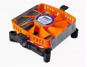 Кулер процессорный Pccooler HP-829 для Intel LGA 1156/1155/775, AMD AM2/AM3/754/939/940, 3-pin, RPM 2500±10%