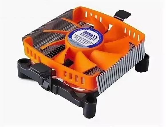Кулер процессорный Pccooler HP-829 для Intel LGA 1156/1155/775, AMD AM2/AM3/754/939/940, 3-pin, RPM 2500±10%